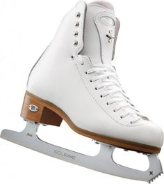 Riedell Motion Ladies Figure Skates with Eclipse Astra Blades