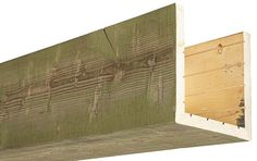 Our box beams provide all of the characteristics of a solid wood beam, at a fraction of the weight! Always made from real oak or cedar, 15 colors. Faux Ceiling Beams, Faux Wood Beams, Metal Beam, Cedar Box, Wood Sample, Home Ceiling, Wood Siding, Custom Boxes, Wood Boxes