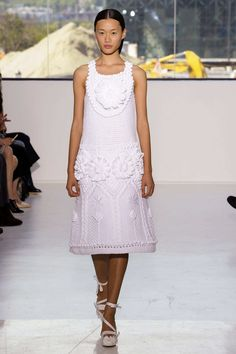 Delpozo S/S 15 RTW....WOW - NY Fashion Week NYFW