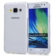 A Capa para o Samsung Galaxy A3 é a escolha ideal e inteligente em capas para proteção de seu celular e smartphone.Possui prteção anti quedas, ou seja anti-choque,proteção contra riscos,poeiras e é leve e macia.
