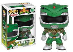 Pop! TV: Power Rangers - Green Ranger