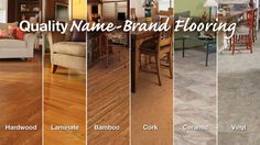 Quality name brand #flooring from #empiretoday