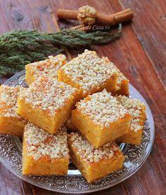 prajitura cu morcovi1 Dessert Drinks, Dessert Recipes, Arabic Sweets, Carrot Cake, Cake Cookies, Summer Recipes, Sweet Treats, Deserts, Good Food