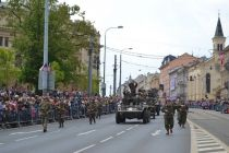 Slavnosti svobody-konvoj/Foto: M. Osvaldová