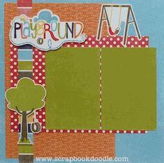 Playground Layout