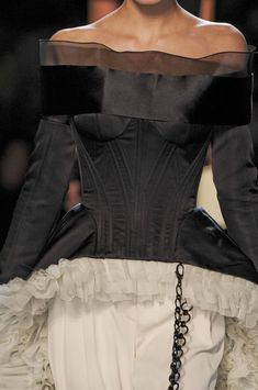 Jean Paul Gaultier Spring 2011 - Details