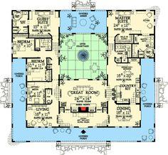 Plan W81384W: Southwest, Photo Gallery, Florida, Spanish, Mediterranean House Plans & Home Designs