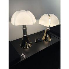 Lampe Mini Pipistrello LED MARTINELLI blanche | Luminaire Vibert ...