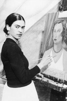Frida Kahlo 1931