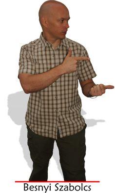 Besnyi Szabolcs – A Játék nem játék könyv szerzője Button Down Shirt, Men Casual, Games, Mens Tops, Shirts, Fashion, Moda, Dress Shirt, Fashion Styles