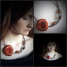 autorské cínované šperky Ivety Hlobilové