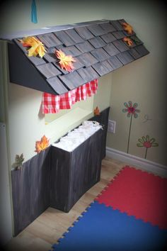 Cas Craft Activities For Kids, Crafts For Kids, Sugar Bush, Dramatic Play Centers, Play Centre, Classroom Setting, Learning Centers, Maple Syrup, Playroom