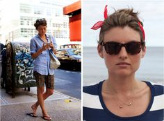 Tomboy Style: Q | Kate Jones