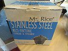 Stainless Steel Rice Cooker, Best Rice Cooker, Steamer, Food, Essen, Meals, Yemek, Eten