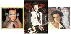 Loved Adam Ant and just saw him play here in Vegas 2 weeks ago.  Was well worth waiting 30 years!