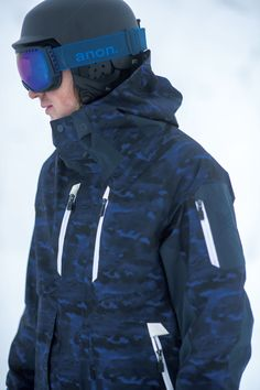 BURTON THIRTEEN 2015 Fall/Winter