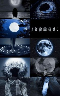 VANITAS — guardofcitadel: request: lunar witch aesthetic (x) credits to owner Sister seven 2 Witch Aesthetic, Aesthetic Collage, Blue Aesthetic, Aesthetic Bedroom, Aesthetic Fashion, Wiccan, Magick, Witchcraft, Fantasy Kunst