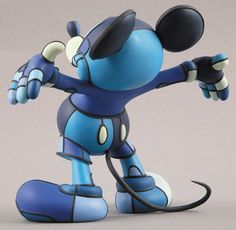 Mickey Mouse Toy Art