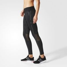 adidas Ultimate Fit Triax Long tights - Svart | adidas Sweden