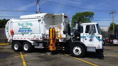 Frito-Lay is running more than 200 natural gas trucks and installing stations. A waste hauler in Connecticut has already pumped a million gallons of the stuff. At half the price of diesel (and with greatly reduced emissions), #CNG and #LNG are taking over the trucking business.