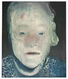 Marlene Dumas (b. The White Disease signed, titled and dated 'The White disease Marlene Dumas (on the reverse) oil on canvas 51 x in. Marlene Dumas, Figure Painting, Painting & Drawing, South African Artists, Art Graphique, Contemporary Paintings, Figurative Art, Luc Tuymans, Horror