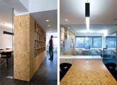 Chipboard Furniture - Sinas Office, Athens