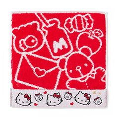 Sanrio Hello Kitty Petit Towel Weave From Japan New ** Check this awesome product by going to the link at the image.(It is Amazon affiliate link) #cali
