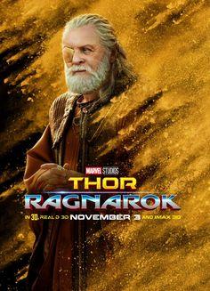 #ThorRagnarok #Odin