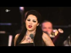 Anna Netrebko - Die Rose und die Nachtigall (The Rose and the Nightingale)