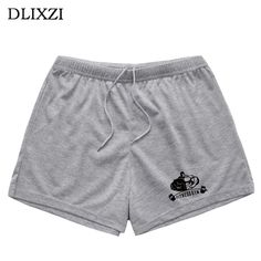 DLIXZI fitness brand summer sporting shorts men big size bodybuilding crossfit shorts bermuda boardshort sporting sea short male #Affiliate