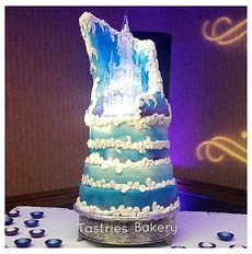 Tastries Bakery, Bakersfield Wedding Cakes, Designer Cookie Bouquets