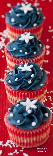 Happy 4 Of July, Fourth Of July, Labor Day Holiday, Hello July, All American Girl, Cupcake Heaven, 4th Of July Celebration, Different Holidays, Good Enough To Eat