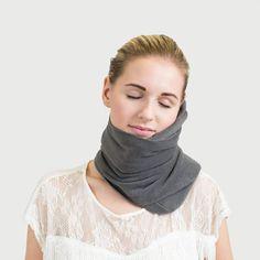 Trtl NapScarf – The Travel Pillow. Trtl NapScarf – The Travel Pillow. Travel Packing, Travel Tips, Travel Hacks, Travel Stuff, Packing Tips, Travel Ideas, Best Travel Gadgets, Travel Articles, Travel Photos