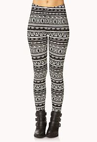 LEGGINGS<3 I love theese leggings they go good with any outfit Totally my style too!!