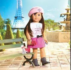 American Girl Grace Thomas GOTY 2015 Press Release