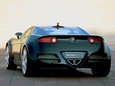 ❦ Jaguar BlackJag Concept