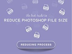 The best tricks to reduce file size. Creative Infographic, Infographics, Photo Processing, File Size, Photoshop Tutorial, Lightroom, Tutorials, Good Things, Infographic