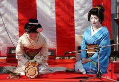 Geiko and Maiko of Gion Kobu #kyoto #geiko #maiko