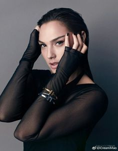 ~ Gal Gadot: there's a new beauty in town. ~