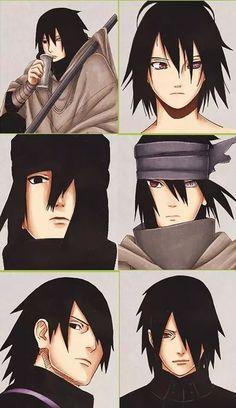 Sasuke - I hate to admit it, but he's hawt :P