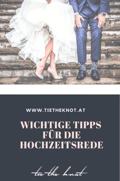 Hochzeitsrede durch das Brautpaar: Tipps und Ideen