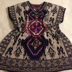 Oversize Top/Dress
