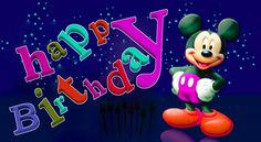 Happy Easter Mickey Mouse And Friends Wallpaper Background Mickey Mouse Wallpapers Wallpapers) Happy Birthday Mickey Mouse, Happy Birthday Hd, Happy Birthday Wallpaper, Mickey Mouse And Friends, Birthday Fun, Birthday Quotes, Happy Halloween Quotes, Halloween Signs, Halloween Pictures
