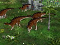 Designer:  Tamara Henson Original Creator: BlueTongue Games Requires:  Jurassic Park: Operation Genesis Public Domain: Yes  Language:  English Bugs: new anim