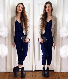 Missguided Daria Jumpsuit, Blackfive Leather Jacket, Vagabond, &Other Stories, Shop Dixie Crystal Necklace