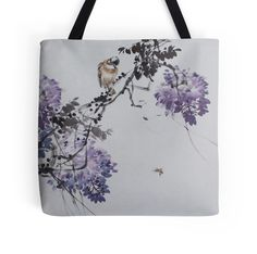 """""""Foraging"""" Tote Bags by aplcollections   Redbubble"""