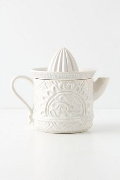 Spotless Ceramic Juicer from Anthropologie.com