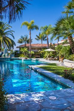 Landscape Design for Swimming Pools - Landscape Design Tips Vacation Places, Dream Vacations, Vacation Spots, Honeymoon Destinations, Beautiful Places To Travel, Beautiful Beaches, Villa Luxury, Paradis Tropical, Luxury Pools