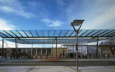 Überdachung Bahnhofsvorplatz Heilbronn - Hledat Googlem