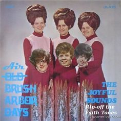 This isn't a real album, but rather an entry in a bad album cover photoshop contest. Link takes you to the winners.